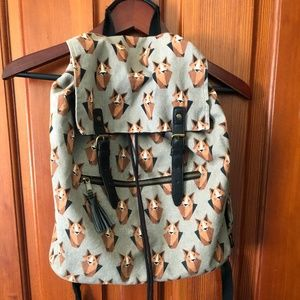 SALE Mossimo Fox Backpack